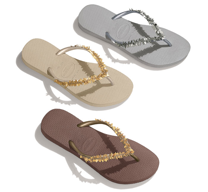 Havaianas Special Collection 2012 Slim Leaves