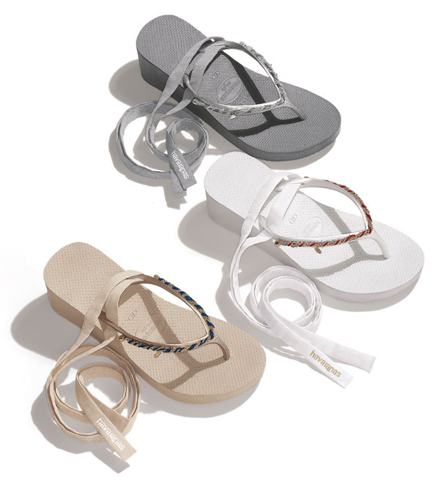 Havaianas Special Collection 2012 High Straps Chain