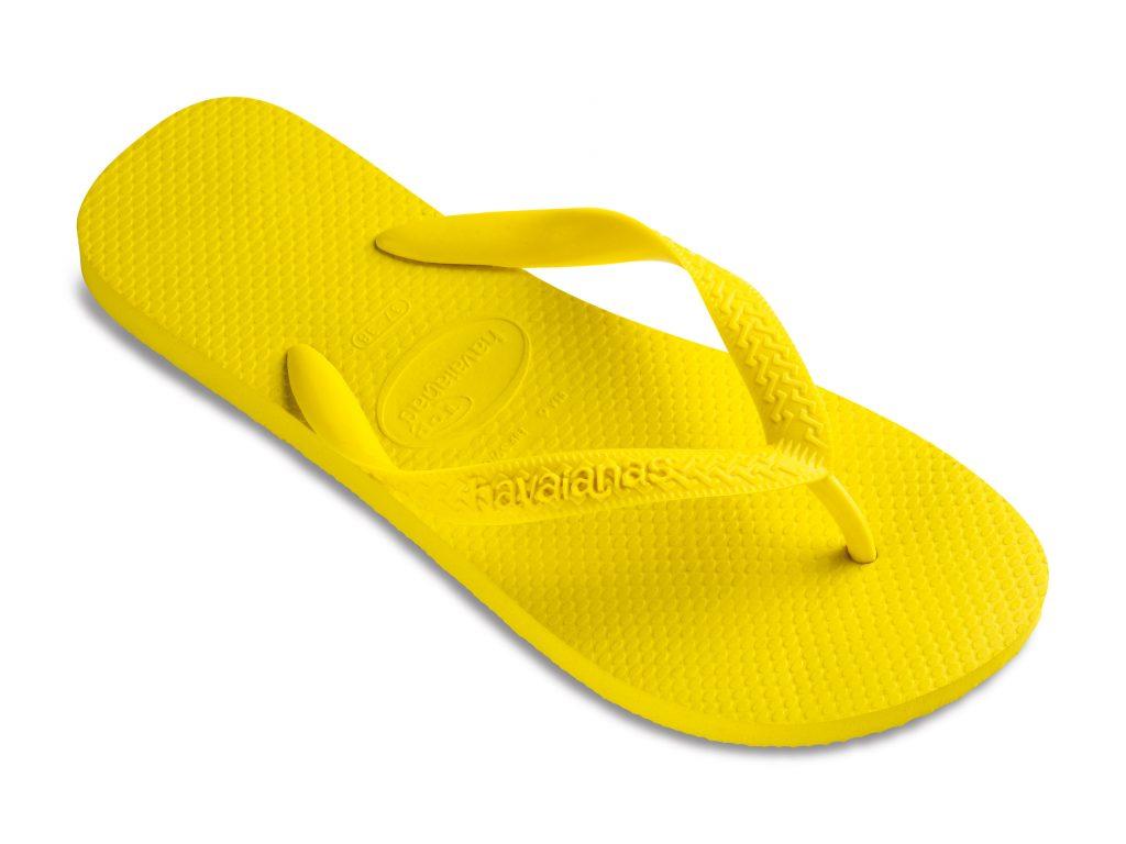 Havaianas Top giallo limone