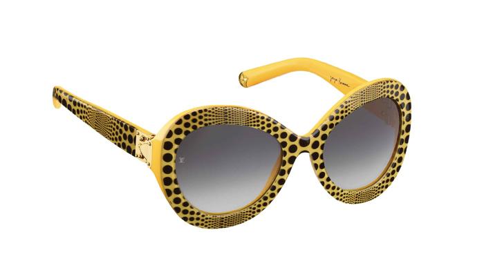 Occhiali da sole Louis Vuitton - Yayoi Kusama
