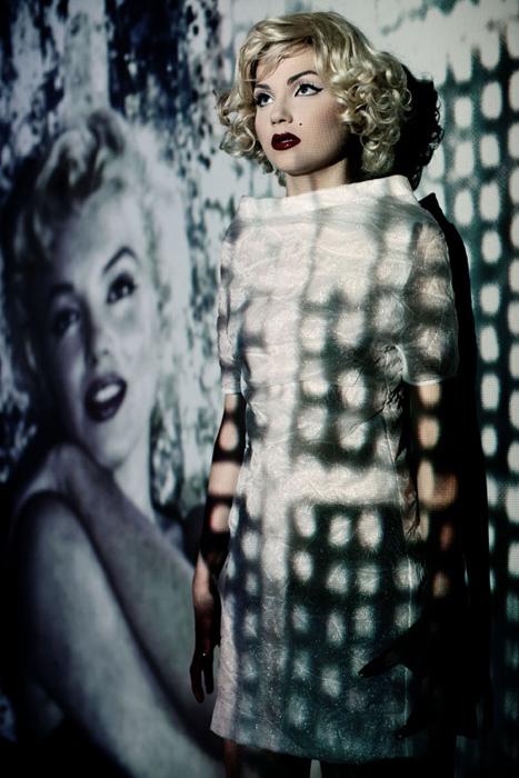 Marilyn Monroe by Ilaria Scarpa