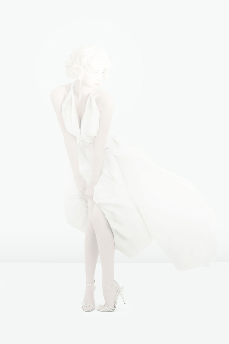 Marilyn Monroe by Sara Pellegrino