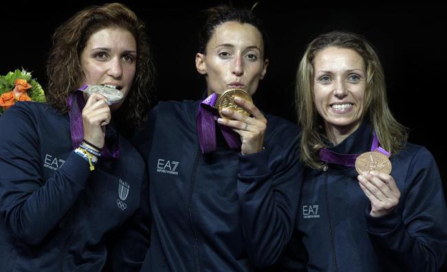 Lo sport è femmina