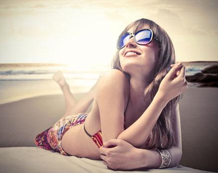 Occhiali da sole per l'estate 2012