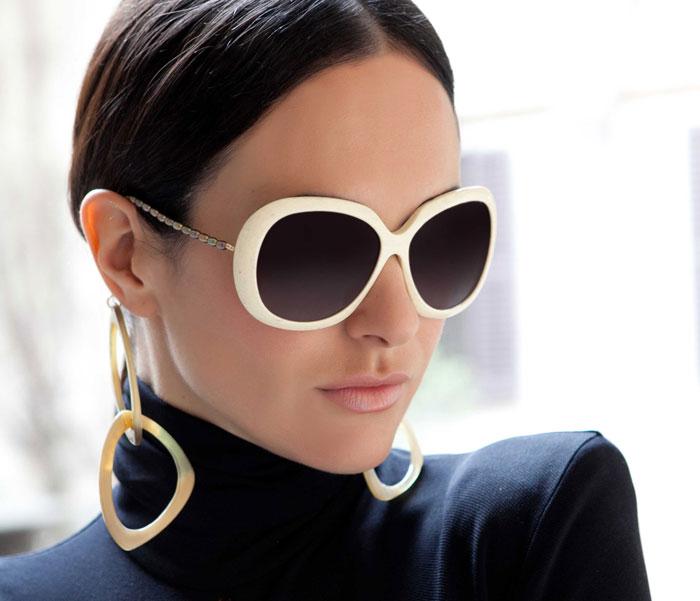 Occhiali da sole Raffaella di Montalban - Luxury Frame