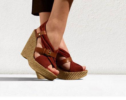 Scarpe Frau collezione primavera estate 2012