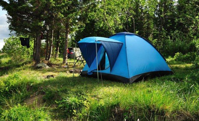 Il campeggio è sempre più eco