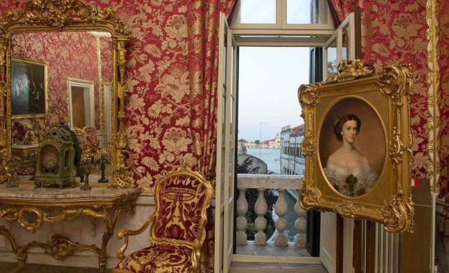 Una visita alle stanze della principessa Sissi