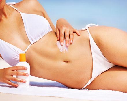 Solari viso e corpo per l'estate 2012