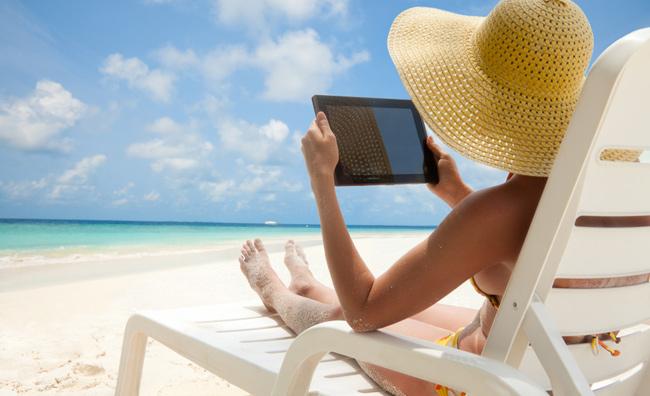 tablet al mare