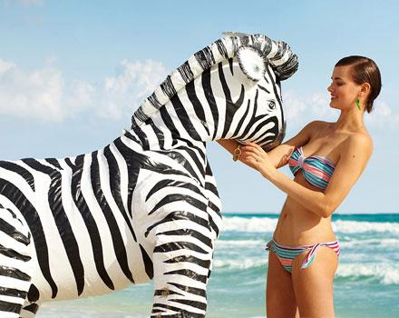 Tezenis Beachwear collezione primavera estate 2012