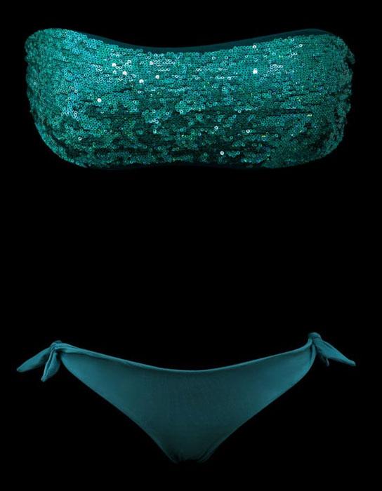 Bikini Tezuk micropaillettes