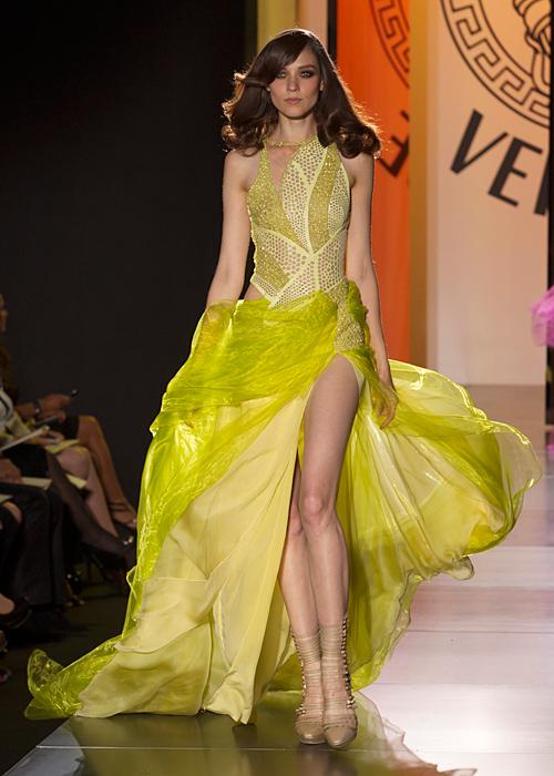 Vestiti Eleganti Versace.Atelier Versace All Hotel Ritz Www Stile It