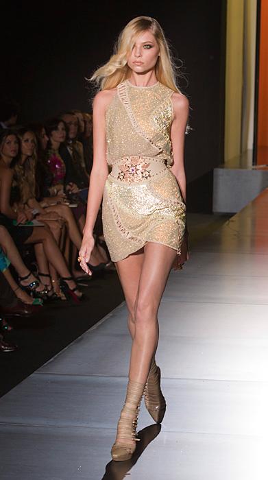 Mini abito da sera Atelier Versace Mini abito da sera Atelier Versace. versace  2015 abito da cerimonia autunno inverno ... 929a58d43b6