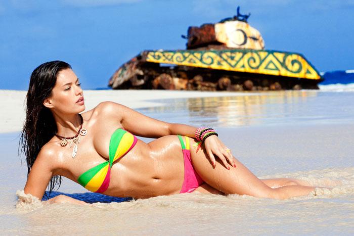 Bikini Yamamay Young multicolore