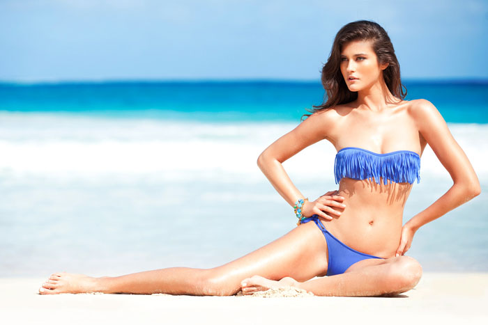 Bikini Yamamay Elegance azzurro
