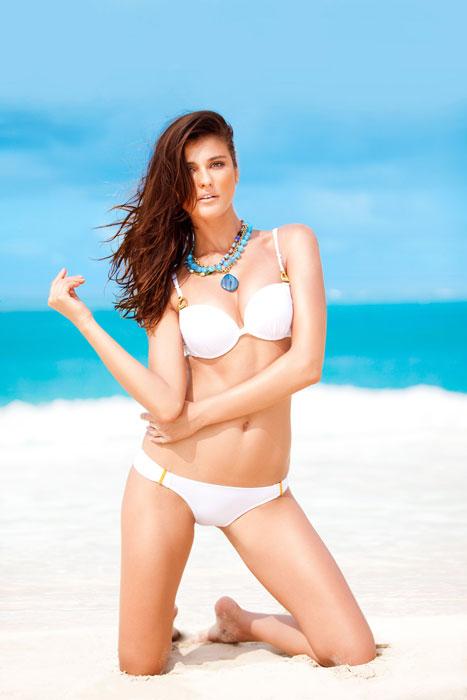 Bikini Yamamay Elegance bianco