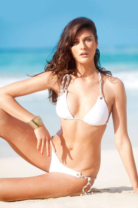Bikini Yamamay Geometrico bianco