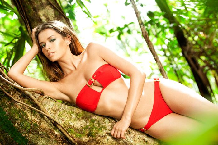 Bikini Yamamay Yunque rosso