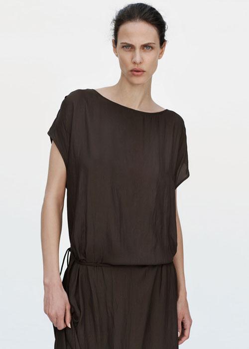 Vestito marrone Zara