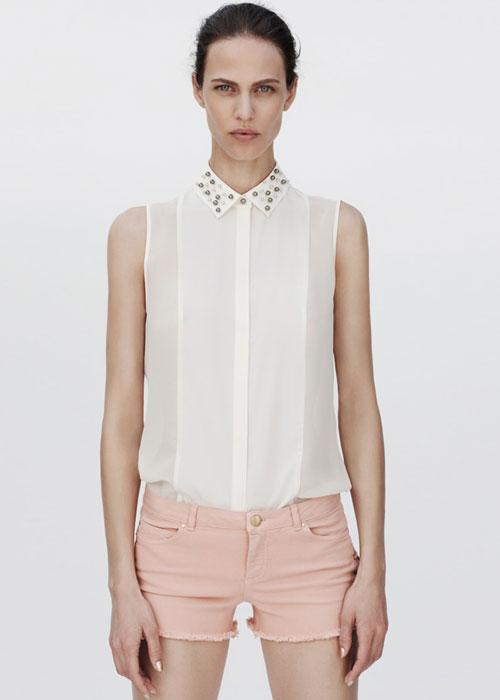 Camicia e short Zara