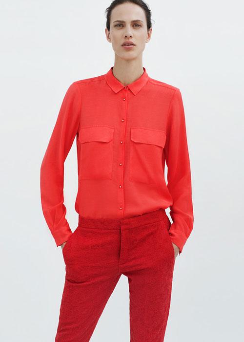 Camicia e pantaloni Zara