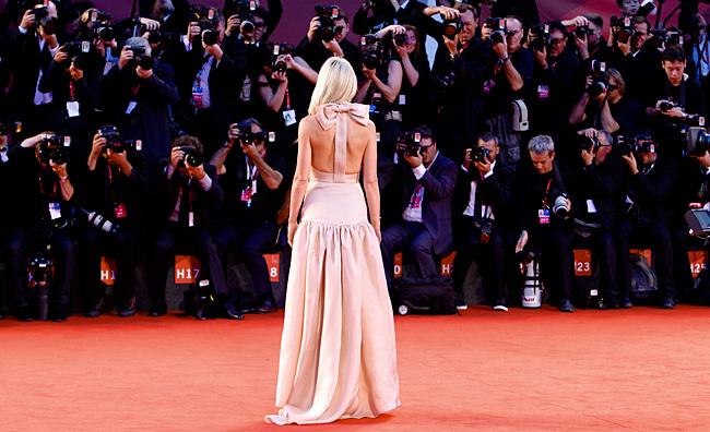 Gwyneth Paltrow a Venezia 68