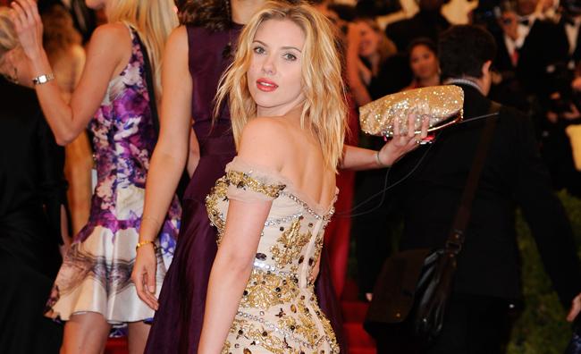 Scarlett Johansson al Met