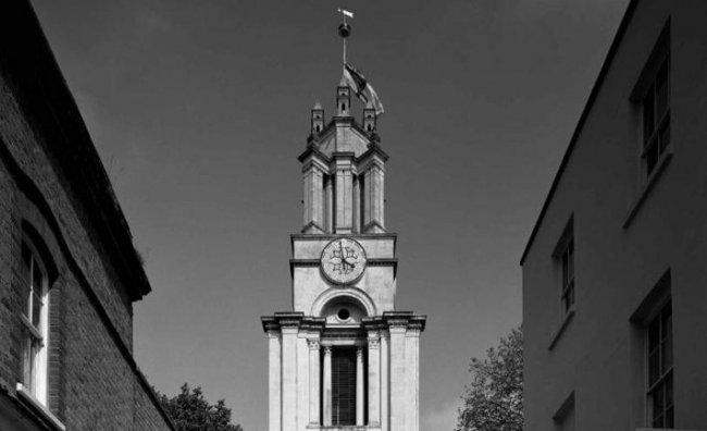 St Anne's Limehouse, London,