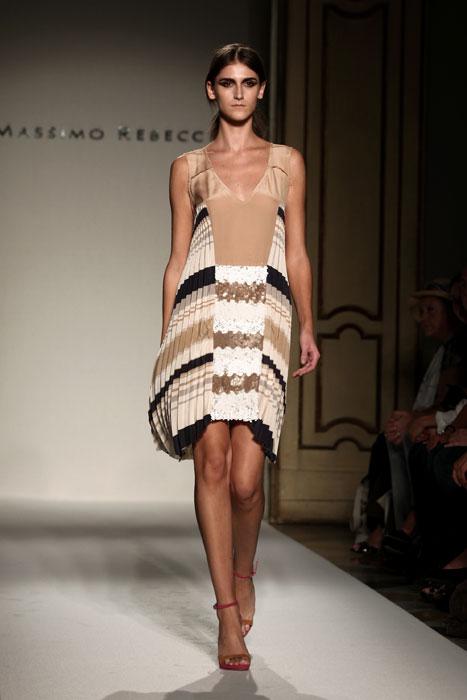 Abito Massimo Rebecchini - Stile Charleston