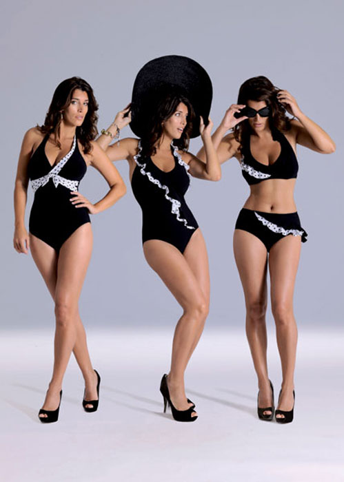 Costumi interi e bikini Curve Pericolose