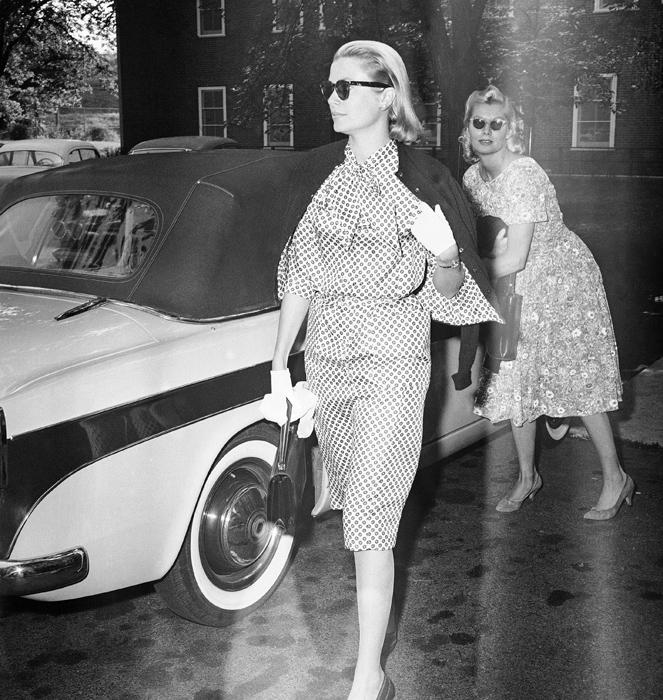 Grace Kelly a 1960