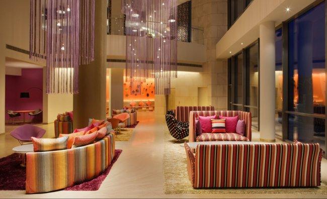 Alta moda in Hotel