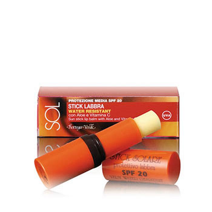 Protezione solare labbra
