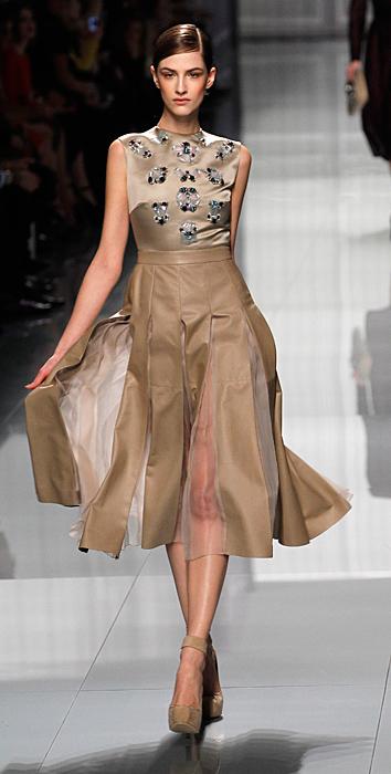Dettagli gioielli - Christian Dior