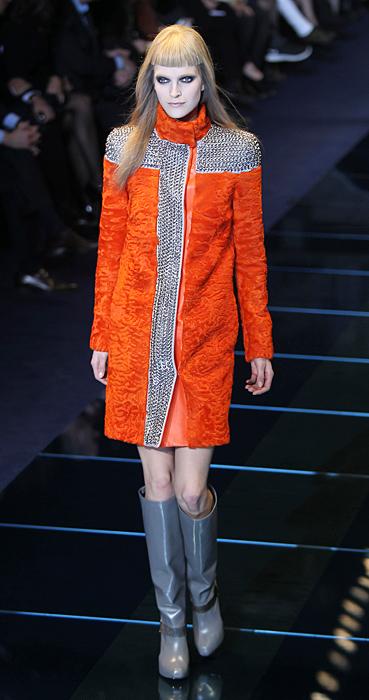 Pelliccia pelo corto - Versace
