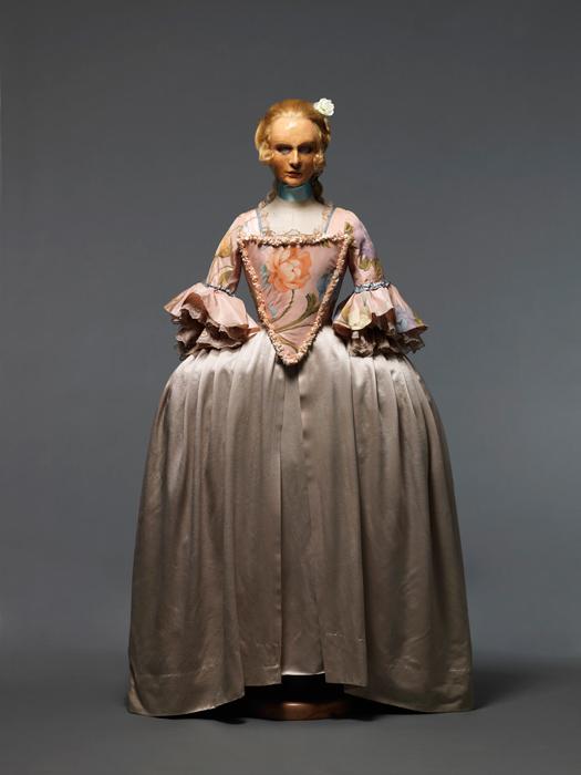 Abito della bambola meccanica in Il Casanova