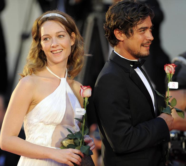 Cristiana Capotondi e Riccardo Scamarcio