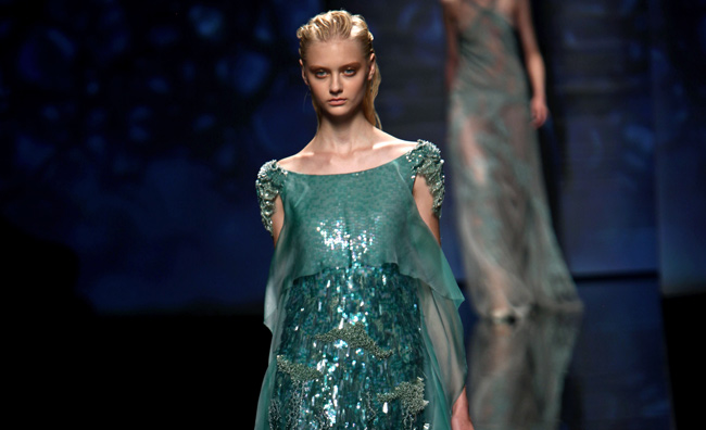 L'acquario alla moda di Alberta Ferretti