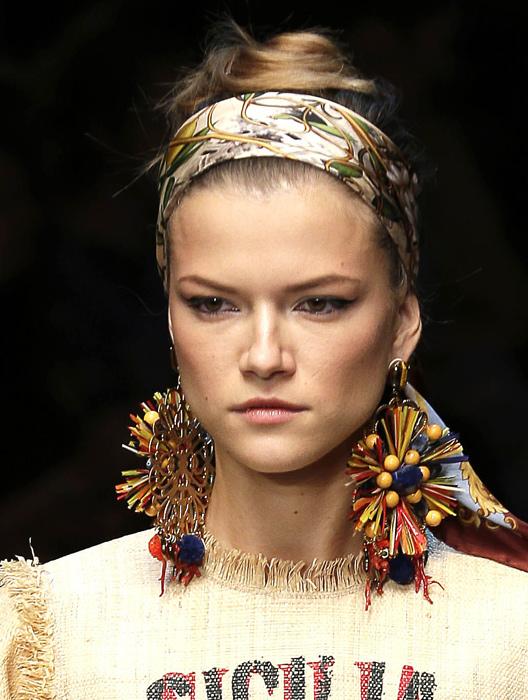 Orecchini Dolce e Gabbana