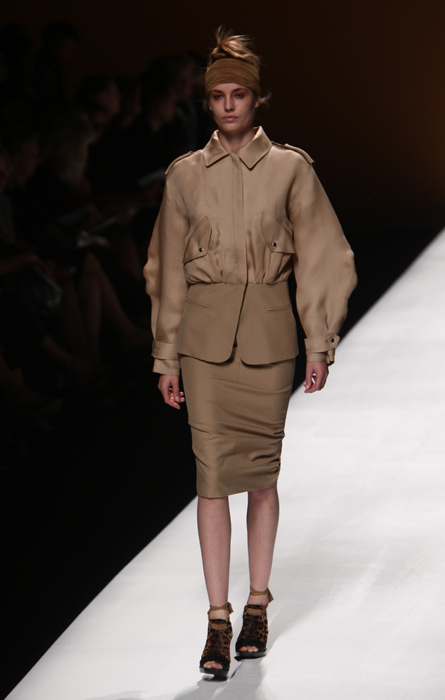 Max Mara - gonna longuette
