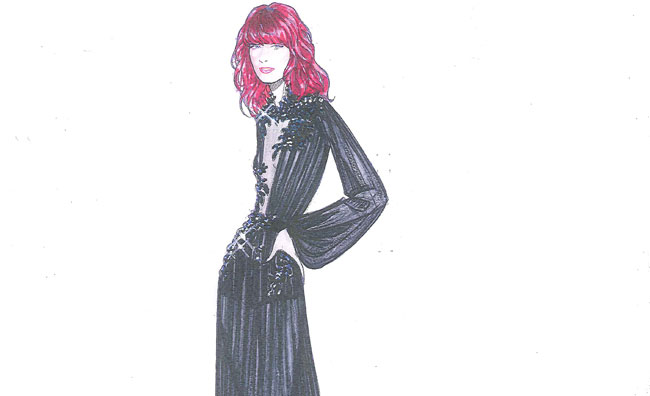 Gucci veste Florence Welch