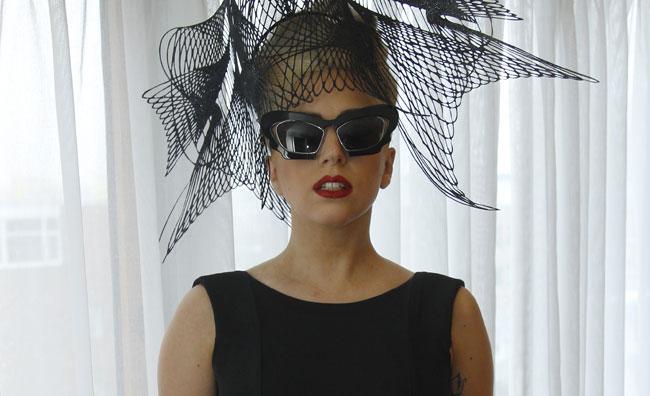 Lady Gaga presenta Fame