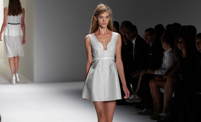 Il minimalismo è nel DNA: Calvin Klein