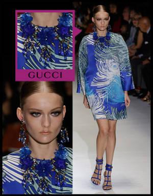 Sfilata Gucci