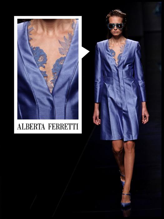 Sfilata Alberta Ferretti