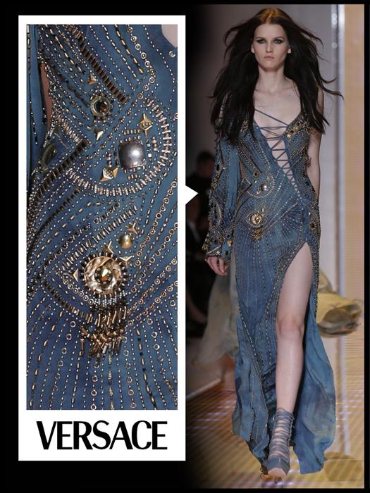 Sfilata Versace