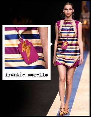 Sfilata Frankie Morello