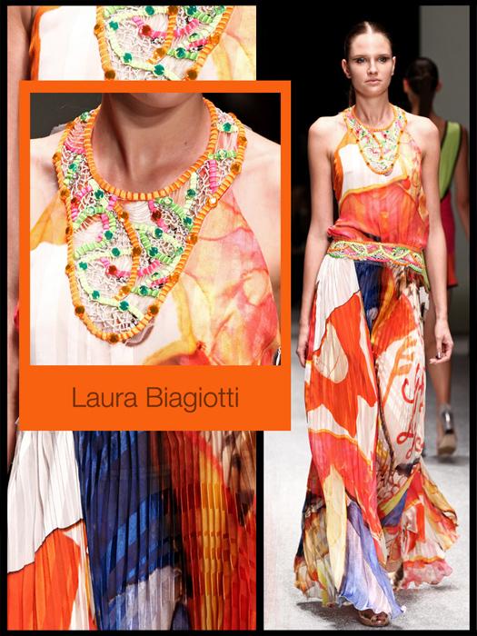 Sfilata Laura Biagiotti