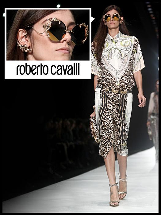 Sfilata Roberto Cavalli